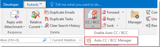 doc hide email address while sending 4