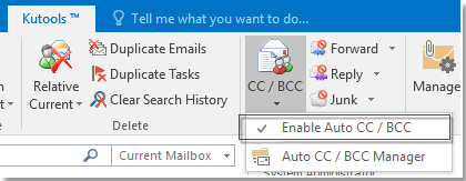 doc hide email address while sending 8