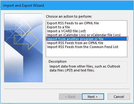 doc import contacts from excel 6
