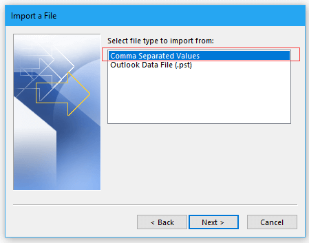 doc import contacts from excel 7