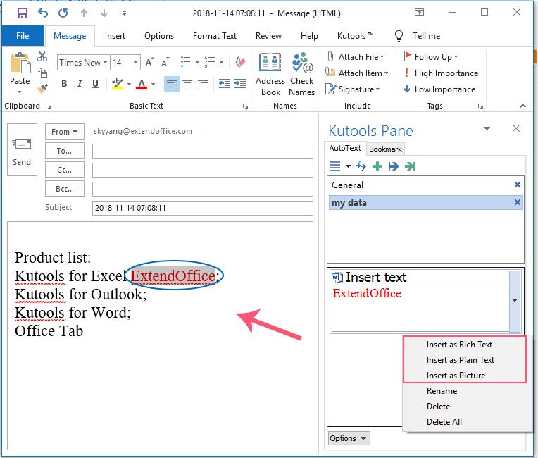 doc insert text at cursor 4