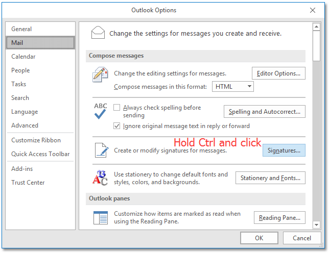 outlook signature file location 2