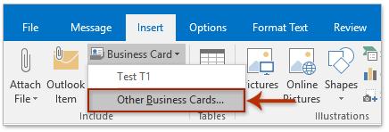 Wie Drucke Ich Einen Kontakt Mit Einem Bild In Outlook