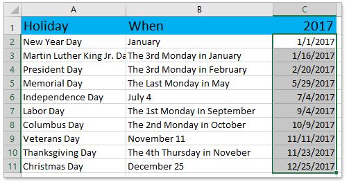 How To Schedule Recurring Appointment On First Business Day Of