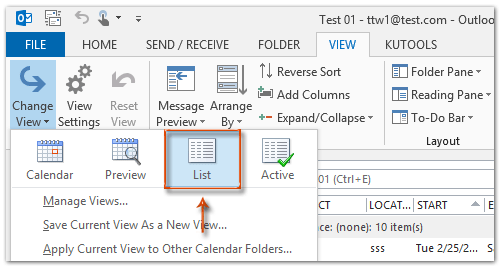 remove duplicates in outlook calendar mac