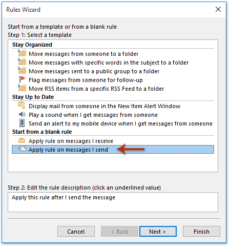 How to send emails x minutes/hours later in Outlook?
