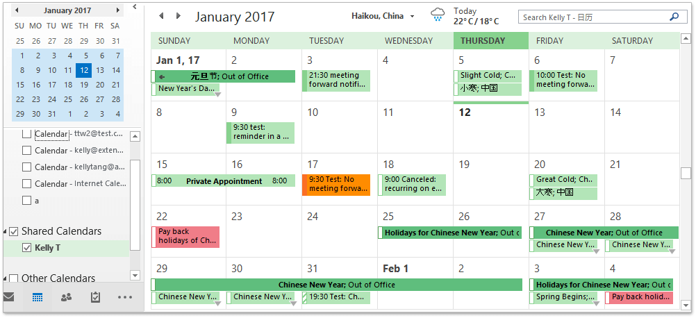 Free Shared Calendar.How To Hide Appointments In A Shared Calendar In Outlook