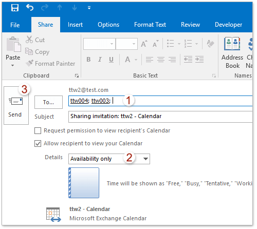 Outlook Calendar Sharing.How To Hide Appointments In A Shared Calendar In Outlook