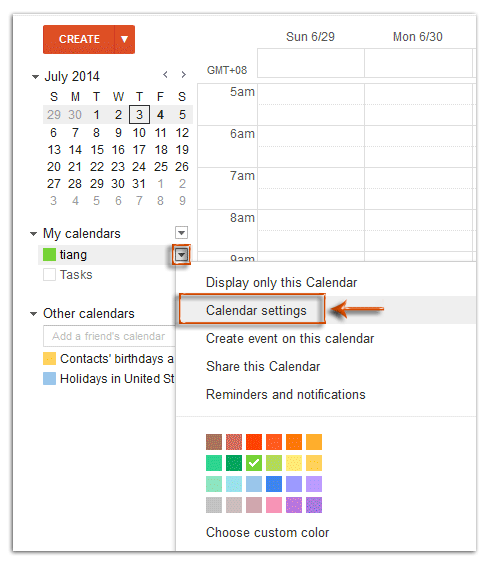How to add/subscribe Google Calendar into Outlook?