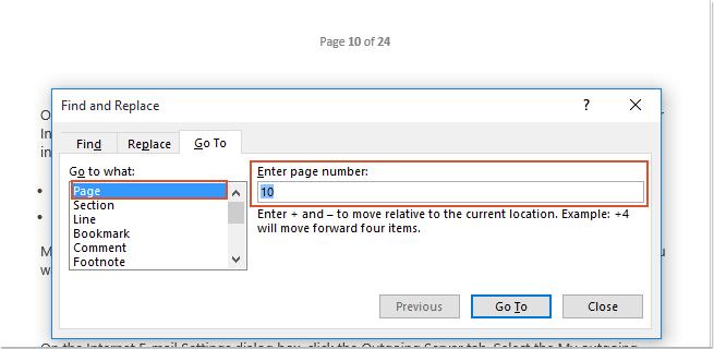 doc verwijder meerdere pagina's 1