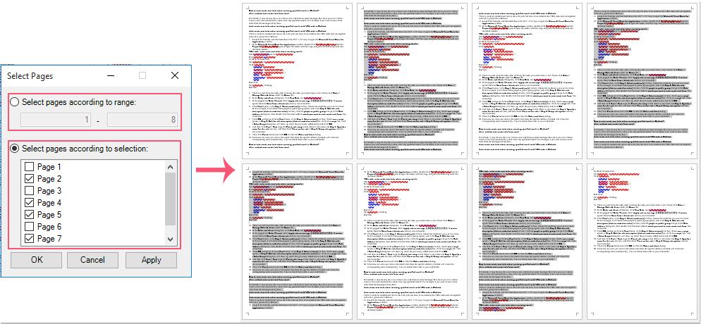 doc verwijder meerdere pagina's 4