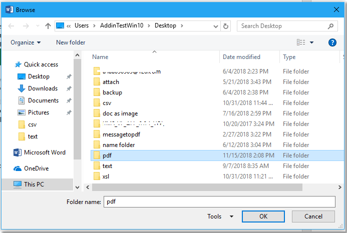 doc export selected page to pdf 4