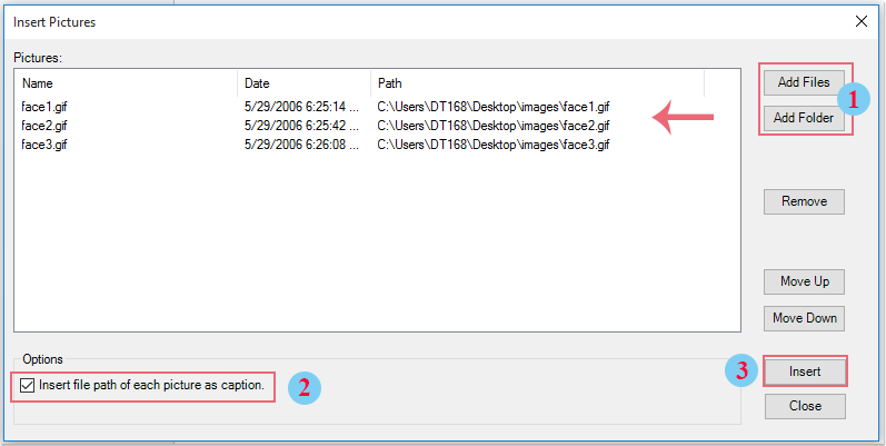 doc insert images with filename 4