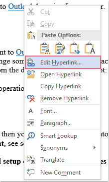 doc edit hyperlinks 1