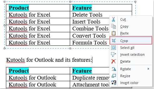 doc convert table to image 3