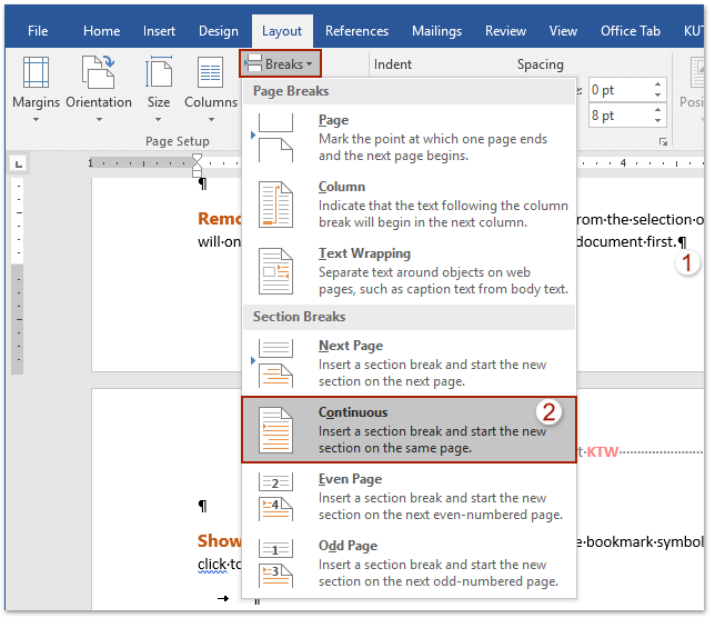 How To Copy Page With Header And Footer In Word