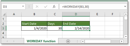 doc add business days to date 4