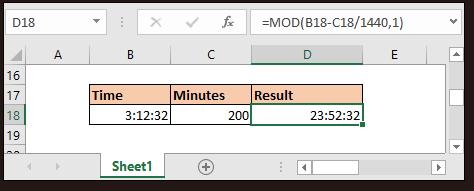 doc add minutes 5