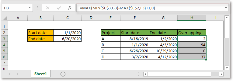 doc calculate overlapping days 3
