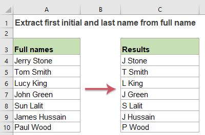 Name /& Initial