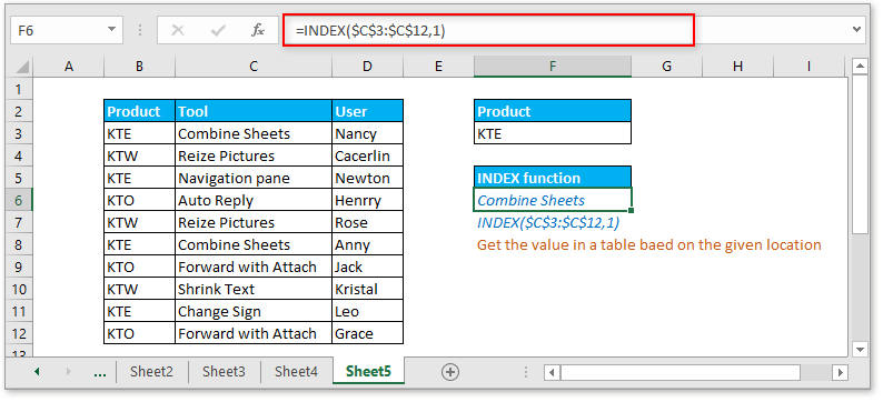 doc find most frequent text with criteria 6
