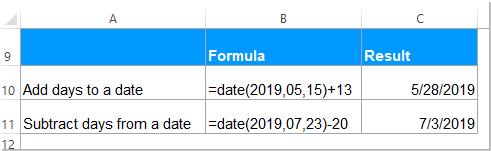 функция даты документа 3