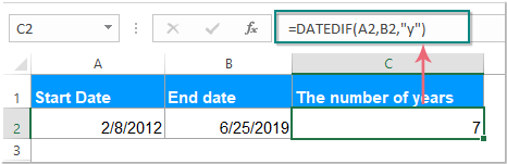 doc datedif function 1