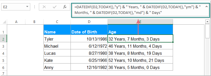 doc datedif function 10