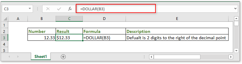 doc dollar function 2