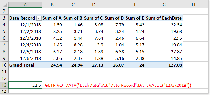 fungsi getpivotdata doc 5