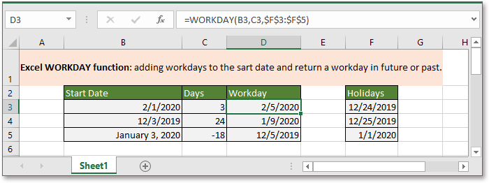 doc workday function 1