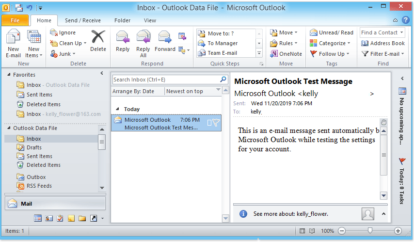doc outlook 2010