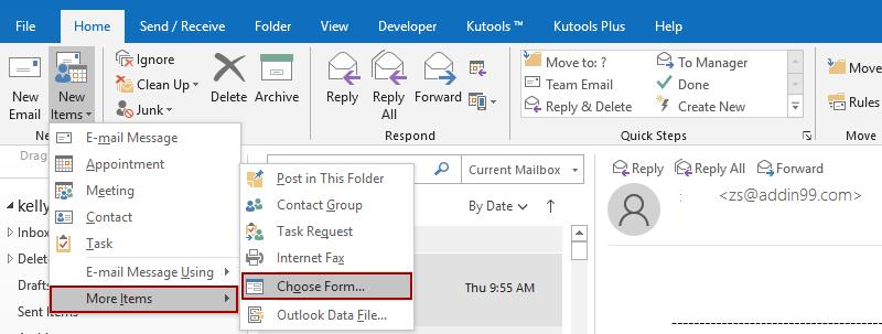 Wie Man Eine Outlook E Mail Vorlage Erstellen 3