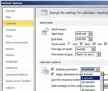 outlook-reminder-setting