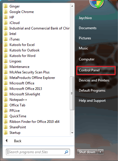 How can I uninstall the software?