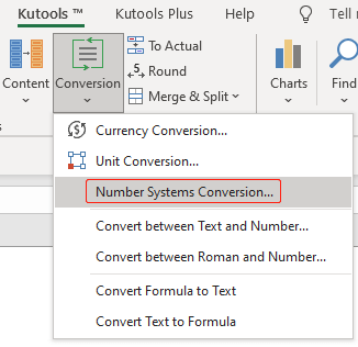 shot конвертира помеѓу систем за броеви 1