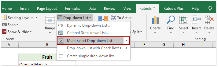 shot drop down list multiple selections 04