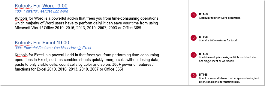 ms office 2010 excel print comments