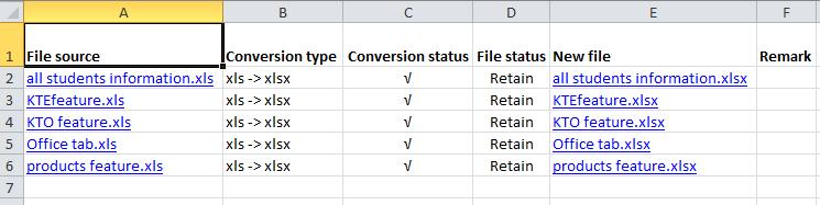 shot конвертира формат на датотека 003