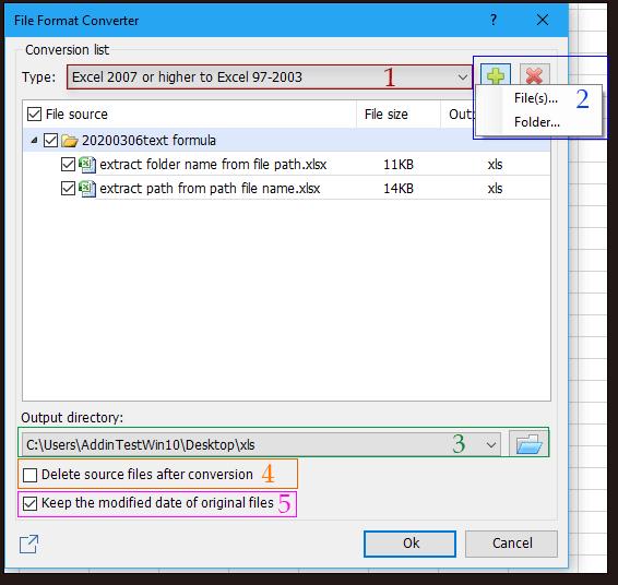 shot file format convertor 3