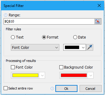 doc filter by font color 2