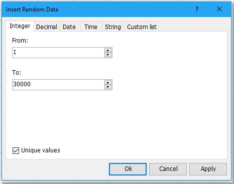 doc random data 1