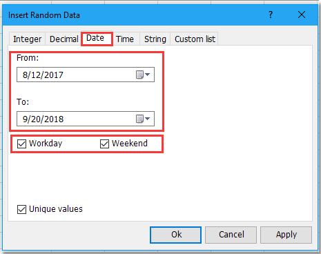 doc random data 5