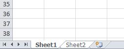 shot hide selecteert niet sheets3