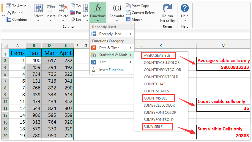 Kutools For Excel 12 50 Release Notes