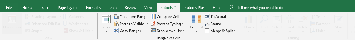 shot kutools ranges cells group