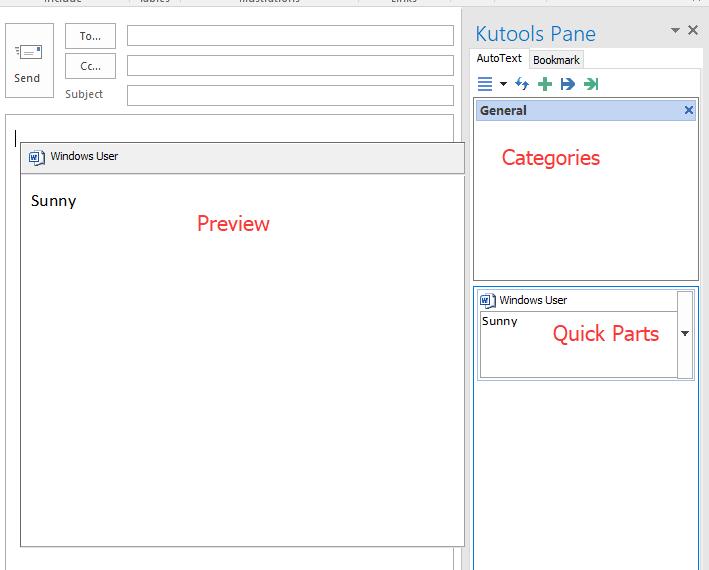 shot autotext exporteer import 1
