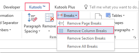 shot remove column breaks 01