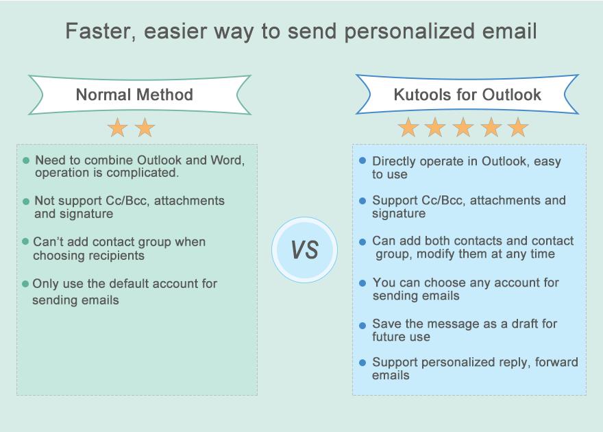 send separately vs en